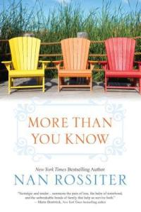 more than you know - rossiter