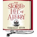 the storied life of AJ Fikry(audio)