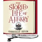 the storied life of AJ Fikry(audio)