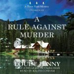 A Rule Against Murder (audio; Louise Penny #4 Three Pines series