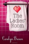 the ladies' room