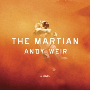 the martian (audible)