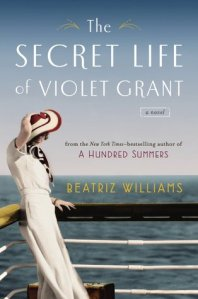 the secret life of violet grant (blog tour)