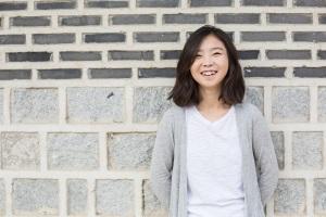 Eunsun Kim author photo master credit Jeong Yi