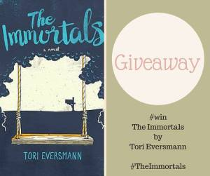 giveaway of the immortals facebook