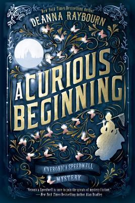 a curious beginning - new cover