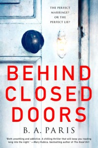 behind closed doors (SMP 8:9)