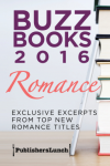 buzz books 2016 Romance